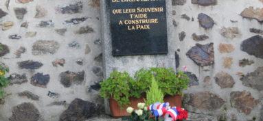 Monument aux Morts 11 novembre